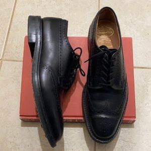 Church's Custom Grade Wingtip Shoes